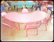 الطاولة الدائرية