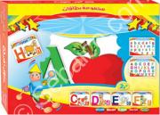\ البطاقات التعليمية  \ حرف وصورة إنكليزي