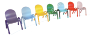 كرسي مدرسي فيبر