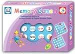 وسيلة تنمية الذاكرة ودقة التركيز لعمليات جدول القسمة