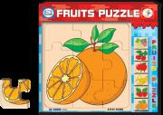 بزل أنواع الفواكه برتقال