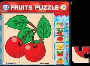 بزل أنواع الفواكه كرز