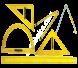 مجموعة أدوات هندسية ميلامين