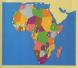 بزل قارة أفريقيا