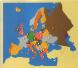 بزل قارة أوروبا