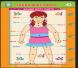 أقسام الجسم الصوتية جسم أنثى إنكليزي