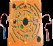 وسيلة تنمية المهارات الحركية للأشكال الهندسية بالقلم المغناطيسي