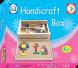 صندوق تنمية المهارات اليدوية مع البطاقات المصورة